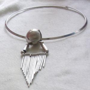 Jewelry - Art collar choker very petite